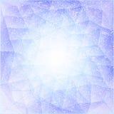 三角蓝色09 免版税库存照片