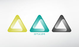三角洲集合 库存例证