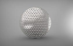 三维球形 库存图片