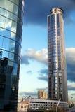 摩天大楼&一部分的办公楼 库存图片