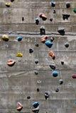 上升的细分市场墙壁 免版税库存图片