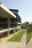 上城新雅典的博物馆 免版税图库摄影