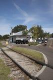 登上多拉小镇在佛罗里达 图库摄影
