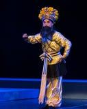 """上尉这紫色簪子--江西linchuan† opera""""four梦想  免版税库存照片"""