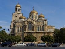 上帝大教堂的母亲的Dormition 免版税库存图片