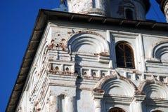 上帝的母亲的喀山图标的教会 库存图片