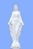 上帝的母亲雕象  免版税库存图片