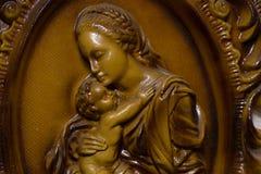 上帝的母亲 免版税图库摄影