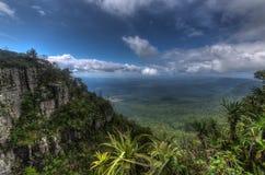 上帝的窗口,普马兰加省南非 免版税库存图片