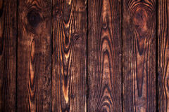 上棕色片段室内木头的背景 免版税图库摄影