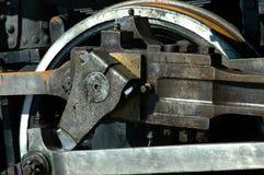 上油的轮子 免版税库存图片