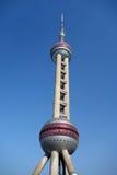 上海东方珍珠电视塔 库存图片