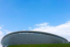 上海商展竞技场 库存图片