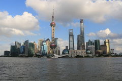 上海地标 免版税库存图片