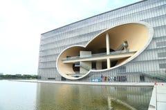 上海多盛大剧院 免版税库存图片