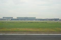 上海机场 免版税库存照片