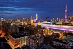 上海海湾 免版税库存图片