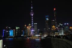 上海珍珠  免版税库存图片