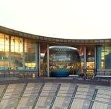 上海科学和技术博物馆 库存照片