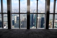 上海视窗 库存照片