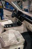 上海车展2017 VW Phideon 免版税库存图片