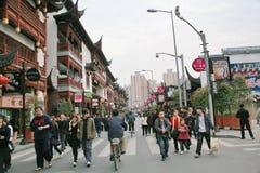 上海镇God& x27; s寺庙 库存照片