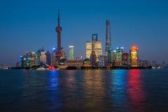 上海障壁 图库摄影