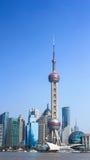 上海,中国。 免版税库存图片