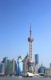 上海,中国。 库存图片