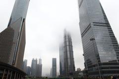 上海Cosmopolis 库存照片