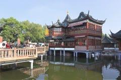 上海yuyuan界面市场 免版税库存照片