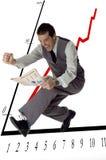 上涨 免版税库存图片