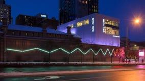 上生艺术设施在渥太华 免版税库存照片