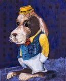 上等的小狗 免版税图库摄影