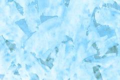 上色与白色被绘的条纹和斑点的被弄皱的纸 scrapbooking的,组装,卡片,网背景 免版税库存图片