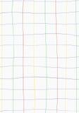 上色图形线路纸张空白 皇族释放例证