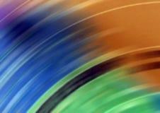 上色循环 库存图片