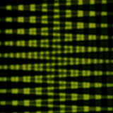 上色抽象几何样式背景,五颜六色的抽象波浪线性图背景 库存照片