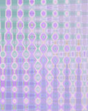 上色抽象马赛克样式背景,五颜六色的抽象网格几何样式背景 免版税图库摄影