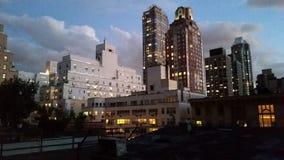 上部曼哈顿东区 免版税库存图片
