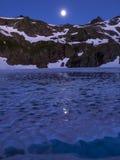 上部Pirce湖 免版税库存图片