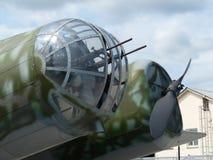 上部Pyshma,俄罗斯- 2016年7月02日:军用设备博物馆的展览  库存照片