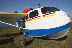 水上飞机鼻子 库存照片