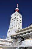 登上Ventoux的驻地 库存图片