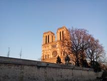 下午在巴黎 免版税库存照片
