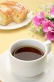 下午茶时间 免版税库存图片