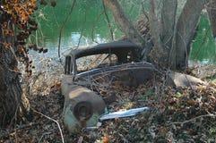 下来河沿 库存图片