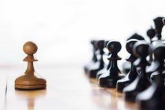 下棋比赛集合 免版税库存照片