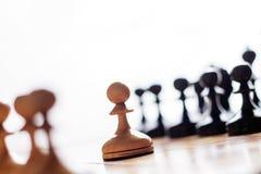 下棋比赛集合 免版税库存图片