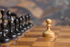 下棋比赛集合 免版税图库摄影